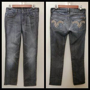 7 For All Mankind Kate w/Crystal Detail Jeans
